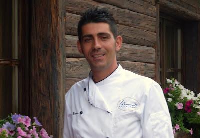 Chef Antonio Borruso
