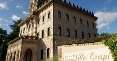Hotel Ristorante Villa Crespi 2