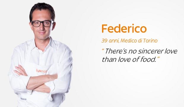 Federico Ferrero Masterchef