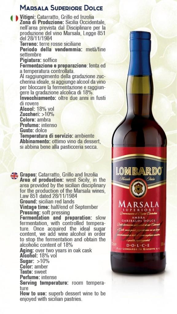marsala superiore dolce